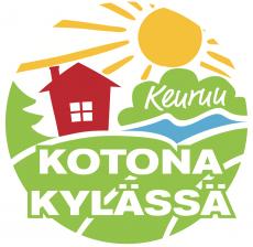 Kotona Kylassa Hanke Logo