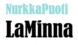 Nurkkapuoti Laminna Logo