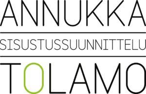 Sisustussuunnittelu Annukka Tolamo Logo