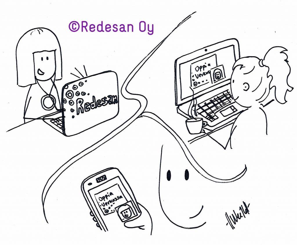 Verkkokoulutus Redesan